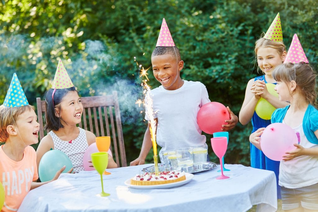 sensory friendly birthday party