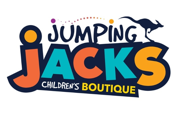 Jumping Jacks Clothing Boutique Logo