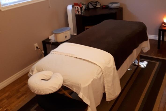 Sensory friendly massage clinic.