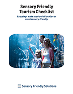 Sensory Friendly Tourism Checklist cover