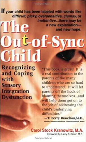 """Cover of the book """"The Out-of-Sync Child"""" by Carol Stock Kranowitz, M.D."""