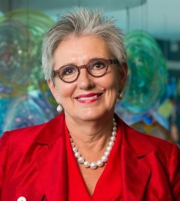 Dr. Winnie Dunn.