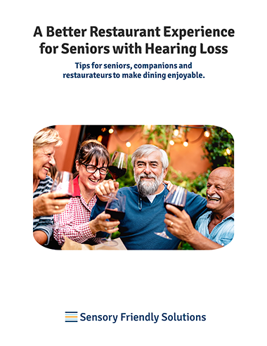 A Better Restaurant Experience for Seniors with Hearing Loss cover