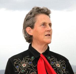 Dr. Temple Grandin.