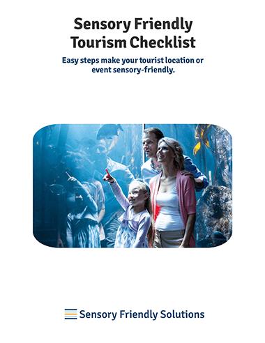 Sensory Friendly Tourism Checklist cover