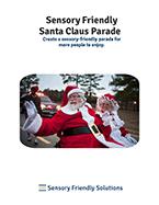 Sensory Friendly Santa Clause Parade cover