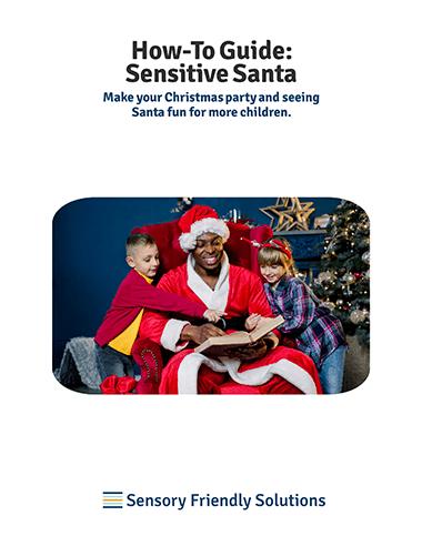 How-To Guide: Sensitive Santa cover