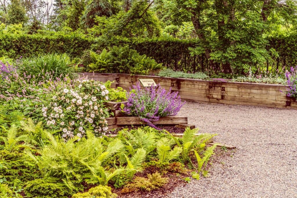 Sensory Garden at Kingsbrae