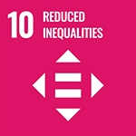 10: Reduce inequalities with icon of arrow in all directions