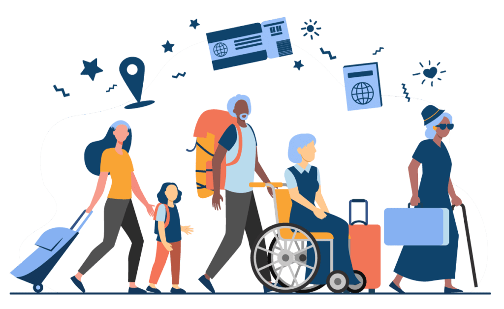 55-plus-travelers-arriving-thriving-audio-conference-logo