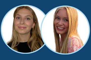 Chelsea Bloom and Stephanie London Sensory Friendly Dentistry Audio Conference Guest Hosts