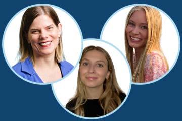 Christel Seeberger, Chelsea Bloom, Stephanie London, Sensory Friendly Dentistry Audio Conference Hosts